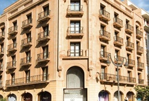 Patchi Down Town Beirut / The Patchi flagship store is a landmark in downtown Beirut. With 5 specialized floors designed by international architects, the boutique is a gateway to the elegant world of Patchi.