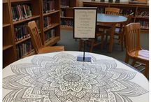 library table activities
