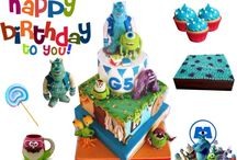 Outfit Gistera Cake Decorator
