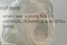 Mcr is not a band is an ....