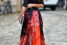 Elegant clothing