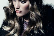 Editorial Fashion Makeup Board