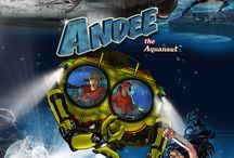 Andee the Aquanaut book four in the series is coming soon....