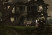 Second Life - Jasmine's Hollow and the Dirty Grind Fender Sim