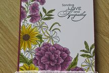 Corner Garden Background stamp SU