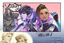 Overwatch Funsies