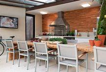 cozinha área externa