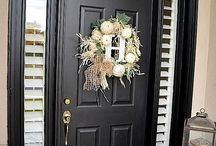 front door / by Micki Smith