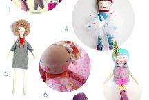 Autour de la poupée / for dolls
