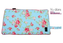 Changing mat ♡ Tapis de change / by MUM ON THE GO
