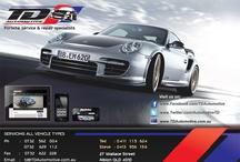 TD Automotive Adverts