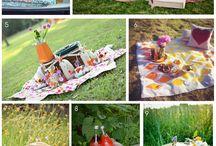 In love with picnic #springtime