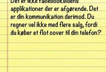 Citater om sociale medier