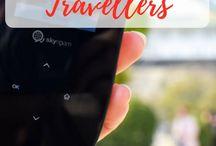 Travel blogger gift guides
