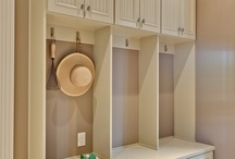 Mud Room Cubby / by Christine Ruppel