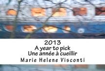 Creations / Photos, paintins, words by Marie-Hélène Visconti Photos, peinture, mots par Marie-Hélène Visconti