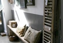 Downstairs sleepout/family area ideas