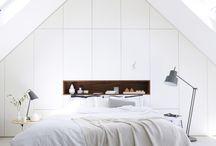 Zolder - bed