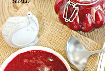 sauces, dressings, & condiments / Make your own dressings, sauces, jams, and anything down the condiment aisle! Save yourself money, use the best ingredients, AND make the tastiest version possible! / by NellieBellie