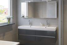 Badkamer / Ideeën voor kleine badkamer