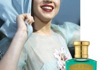 The Scent of a Woman / Perfume and scent ads, bottles, imagery and history.