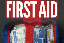 First Aid for kids / Tips for parents on how to administer first aid to kids and how to teach kids what to do if someone needs help