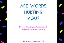 """WhatsWithinU.com / Tips, articles, and how-to's for taking your life from """"blah"""" to """"wow""""!"""