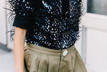 Street style fashion week 2016