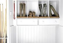 mudroom / Laundry room