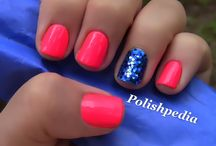BEautiful Y♡U! ♥- GF nails / Polishes I own and some great ideas / by Melissa Price