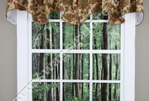 Shaped Valances / by Swags Galore