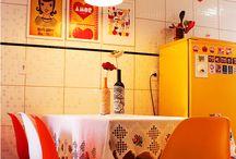 cozinhas e banheiros