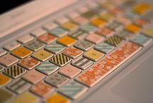 Washi tape / Decorations, ideas, ...