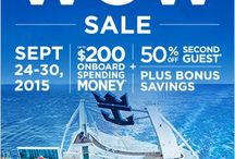 Royal Caribbean Cruise LIne / Get your WOW on NOW.