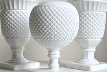 toCollect: milk glass