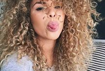 CURLY CURLS - COLOUR IDEAS