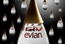 Packagings Evian
