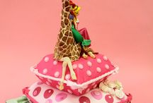 Novelty & Sculpted Cake Inspiration / by SA Cupcake Lady