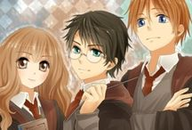 HP anime