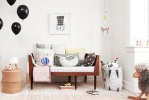 Kids room / Chambres d'enfants