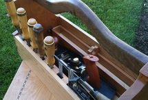 Woodwork... tool boxes