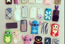 Phone cases / Cute iPhone and iPod  cases!