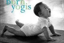 yoga inspiration / by Darla Stoneman