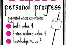 LDS Personal Progress
