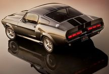 ford mustang GT500 - 1967