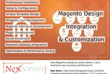 Magento Developers India / Provides services of the #Magento #Customization, #ecommerce #website, #extension & #plugin #development services & #solution #partners