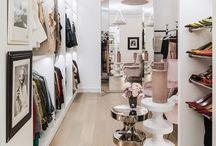 Wardrobe and Dressing Room