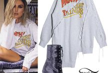 Perrie edwards outfit