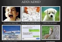 All things ADHD