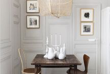 Dining Rooms / Creative, cozy and inviting dining rooms
